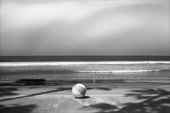 Oceanside (westkauai) Tags: fujicagw690 gw690 90mmlens normallens trixfilm oceanside california blackandwhite bw
