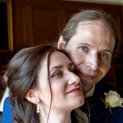 "P1180997 (Andy Sut) Tags: wedding bride groom uk traditional england summer matrimony couple romance love british ""thrumpton hall"" nottingham nottinghamshire"