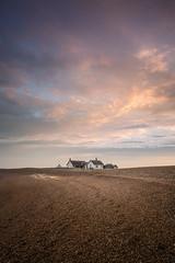 Shingle street (IM depiction) Tags: landscape landscapephotography beach coast eastanglia sea shingle suffolk clouds coastal countryside seascape shore