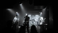 Lo Moon @ Night & Day Café 19.05.18 (eskayfoto) Tags: panasonic lumix lx3 gig music concert live band stage tour manchester lightroom nightdaycafé nightday lomoon monochrome mono bw blackandwhite p1640932editlr p1640932