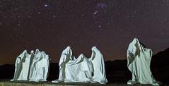 Rhyolite, Death Valley (Alexei Sadovnikov) Tags: rhyolite deathvalley art nightsky stars