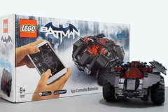 LEGO Batman App-Controlled Batmobile (76112)