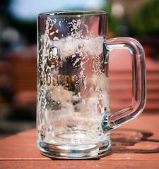 DSC08433 (vaticarsten) Tags: bier durst krug leer