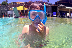 La Gomera JoBro - 26-07-18-8 (sweenpole2001) Tags: lagomera spain canaryislands holiday vacation summer family pool swimming water blue