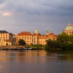 Prague at Sunset thumbnail