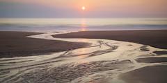 Porthtowan Meander (Andrew Hocking Photography) Tags: porthtowan beach cornwall uk seaside gb british coast coastal sea ocean longexposure