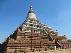 Shwesandaw Pagoda (D-Stanley) Tags: shwesandaw pagoda bagan myanmar burma