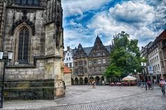 Münster 2018 (22_Juli)_0539b (inextremo96) Tags: münster botanischergarten muenster westfalen widertäufer lamberti aegidien dom kirche church germany mittelalter darkage kiepenkerl