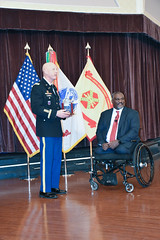 2018 MLK Observance-42 (US Army 1st Recruiting Brigade) Tags: fort meade ft martin luther king jr mlk observance 1st recruiting brigade colonel greg gadson