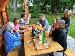 Family Reunion - Chamonix 2018 (fabola) Tags: claudeflorin nicolas estellebossy 3star 4star byfabriceflorin chamonix claude europe family france reunion travel vacation
