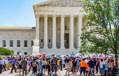 2018.06.26 Muslim Ban Decision Day, Supreme Court, Washington, DC USA 04032