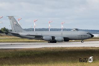 62-3534 United States Air Force Boeing KC-135R Stratotanker
