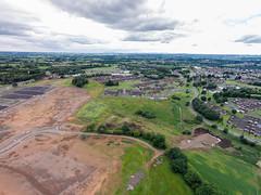 Aerial View Ballee Ballymena (Fossie1) Tags: ballymena northernireland unitedkingdom dji phantom two vision plus drone quadcopter aerial view over gb