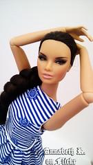 Erin Metamorphosis (Annabeth R.) Tags: doll integrity toys fashion royalty fr nuface nu face erin salston metamorphosis summer portrait handmade dress