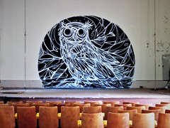 Dzia / Lier - 1 jul 2018 (Ferdinand 'Ferre' Feys) Tags: belgium belgique belgië streetart artdelarue graffitiart graffiti graff urbanart urbanarte arteurbano ferdinandfeys lier dzia dziakrank