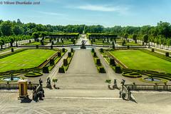 Gardens of Drottningholm Palace, Stockholm, Sweden (vdwarkadas) Tags: drottningholm drottningholmpalace palaces palace gardens manicured royalty stockholm sweden castle sony sonya6000 sonyilce6000