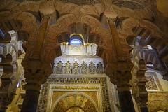 Mezquita Kathedrale von Cordoba (clemensgilles) Tags: beautiful andalusien andalucia andaluz españa spain cordoba kathedrale cathedral mosque moschee mezquita