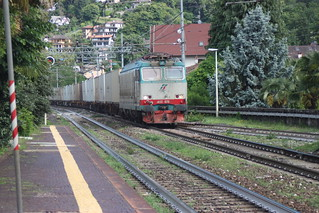 652.070 on freight at Stresa 25-05-18