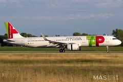 TAP Portugal A321-200neo CS-TJI @ MUC (MASAviation) Tags: tap portugal tapportugal airbus a321 a321neo neo aviation muc eddm munich spotter canon
