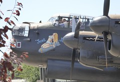 just Jane (seanofselby) Tags: just jane avro lancaster bomber east kirby aviation museum