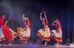 Heritage Dance 7 (Robert Borden) Tags: people girls dancers dance ethnicdance ethnic tradition heritage theheritageschool gurgaon newdelhi delhi india fuji fujifilm fujifilmxt2 fujiphotography 50mm 50mmlens travel global smiles women performance
