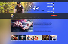 YouTube Channel Art For Personal Life Style (Khalid Akon) Tags: youtube channel art design graphic photoshop illustrator designer banner restaurant video edit bank products pack car facebook google holiday software tourism travel ad banners trip bag vacation web people food photo add