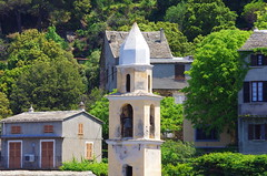 554 - Cap Corse - Nonza, l'église Santa Giulia (paspog) Tags: corse nonza corsica capcorse mai may 2018 églisesantagiulia église kirche church