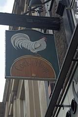 Cock & Hoop, Nottingham (Dayoff171) Tags: pubsigns signs nottinghamshire unitedkingdom england europe eastmidlands greatbritain