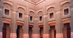 Royal Theater Pano(5) (jarhtmd) Tags: africa morocco marrakesh architecture canon eos70d construction panorama pano pattern repetition theater