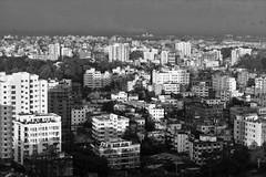 Chittagong, I'll Make You Look Beautiful Again (N A Y E E M) Tags: building landscape yesterday dusk evening light sky city terrace 20thfloor mezetto hotel radissonblu chittagong bangladesh friday