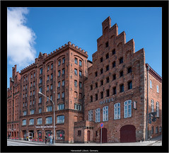 Hansestadt Lübeck, Germany (Dierk Topp) Tags: a7r a7rii a7rm2 canontse24mm35ii ilce7r ilce7rii ilce7rm2 luebeck sonya7rii architecture architektur lübeck sony