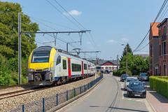 NMBS 08501 (Durk Houtsma.) Tags: desiro 08501 nmbs hamoir siemens marloie wallonie belgië be