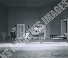 888- 5556 (Kamehameha Schools Archives) Tags: kamehameha archives ksg ksb ks oahu kapalama luryier pop diamond 1955 1956 senior play our girls