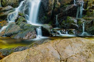 Whillan Beck Landscape Falls