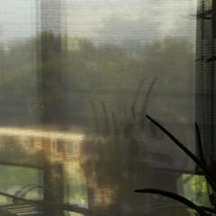 lumieres du réveil en juillet (fransje 2103) Tags: windowview square schiedam shining sunset shadows abstract francoisebouché juli2018 paysbas