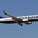 EI-FRY LMML 18-07-2018 (Burmarrad (Mark) Camenzuli Thank you for the 12.6) Tags: airline ryanair aircraft boeing 7378as registration eifry cn 44750 lmml 18072018