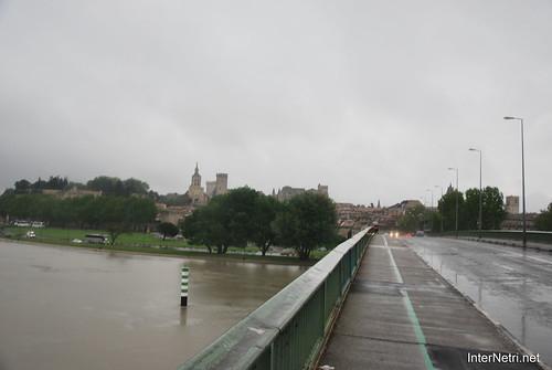 Річка Рона, Авіньйон, Прованс, Франція InterNetri.Net France 1451