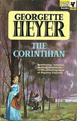 The Corinthians (54mge) Tags: novel paperback fiction