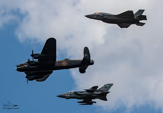 617 Sqn - past, present and the future.