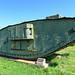 British WWI Mark IV Female Tank