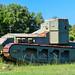 British World War I Whippet Tank