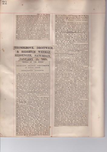 1921: Jan Review 1