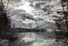 Still the sun found its way (Fotos4RR) Tags: lake see mountainlake berge berg mountain mountains alps alpen almtal totesgebirge clouds wolken oberösterreich upperaustria austria winter snow schnee dunkel dark