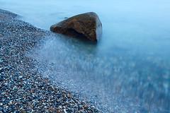 silence (Sandra Bartocha) Tags: sandrabartocha zen tranquility silence sea stone