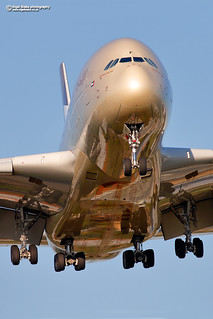 A6-APF Etihad Airways Airbus A380-800