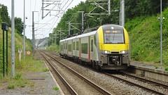 AM 08519 - L162 - JAMBES-EST (philreg2011) Tags: am08 desiro l162 am08519 jambesest sncb nmbs trein train l20145750 l20145787 l5787