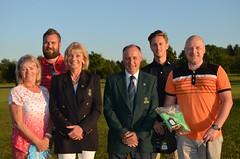 Quinnspares Captains Charity  & Fyfes Motor Factors Mid Summer Open's