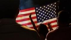 Happy Birthday, America (just call me Mr Lucky) Tags: 4thofjuly flag concert tobykeith america unitedstatesofamerica longmayshewave explored 63rd