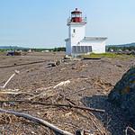 DSC00670 - Leaving Parrsboro Lighthouse thumbnail