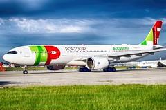 F-WWKM, TAP Air Portugal, Airbus A330-941N, KATL, July 2018 (a2md88) Tags: